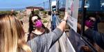 Arranca campaña informativa sobre uso de cubrebocas en transporte público