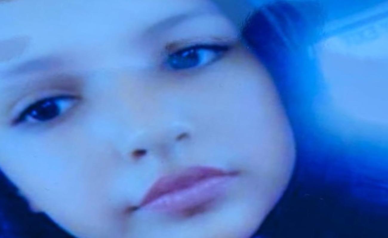 Jovencita de 13 años está desparecida desde el domingo