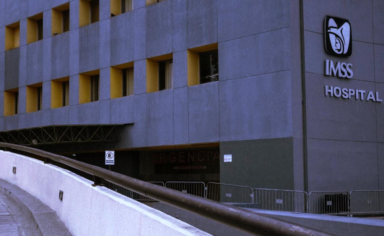 Rechaza IMSS - Hidalgo ventiladores del hijo de Bartlett