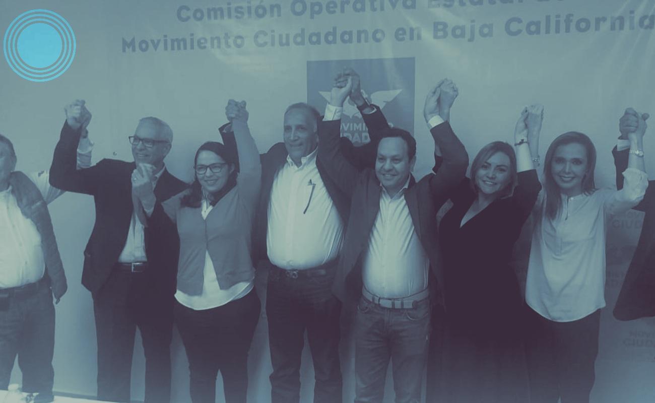Encabezados por Héctor Osuna Jaime, MC da a conocer a aspirantes para elecciones de BC