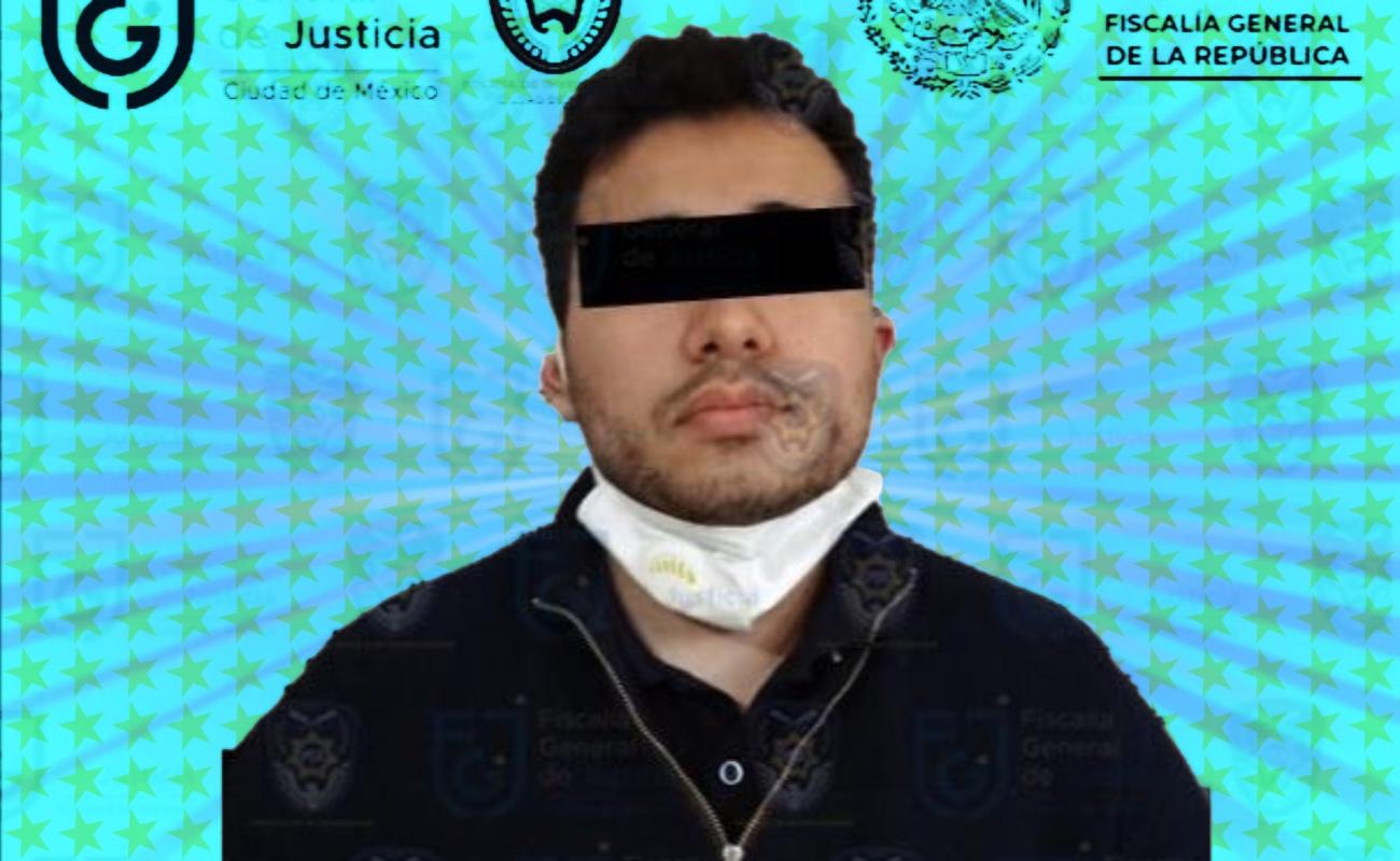 """Detienen a """"Pablito"""", sobrino del narcotraficante Rafael Caro Quintero"""