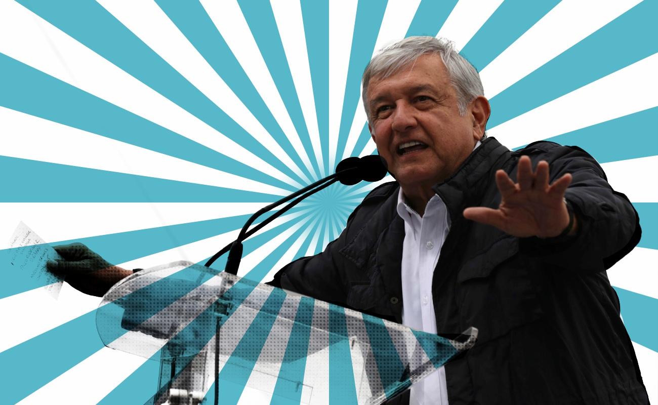López Obrador descarta irregularidades en fideicomiso para damnificados