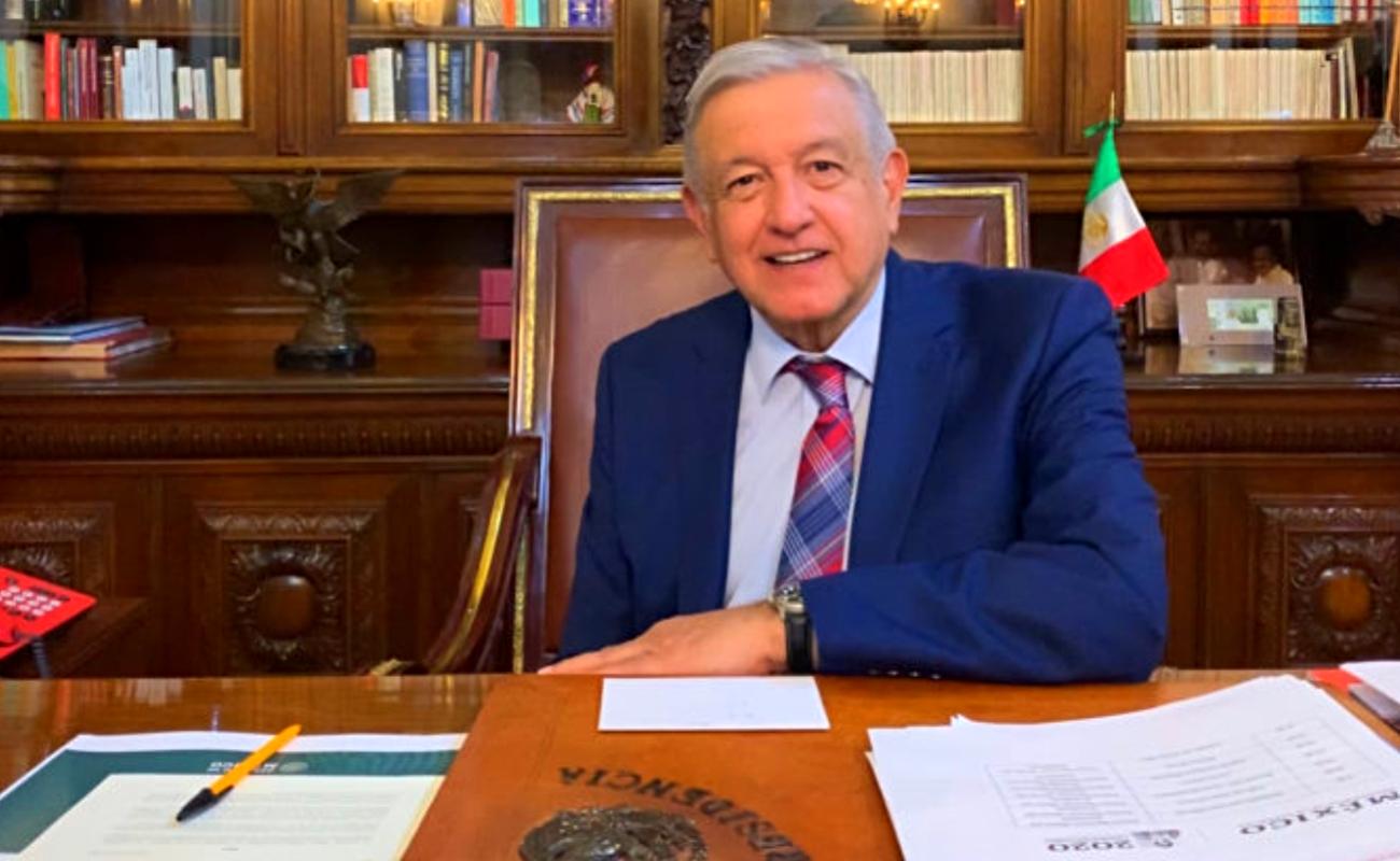 T-MEC traerá inversiones a México: AMLO al celebrar su aprobación por Senado de EU