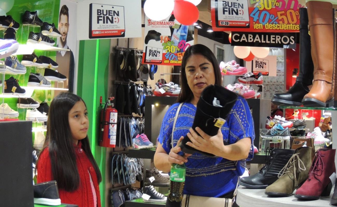 Comercio de Tijuana se reporta listo para El Buen Fin 2019