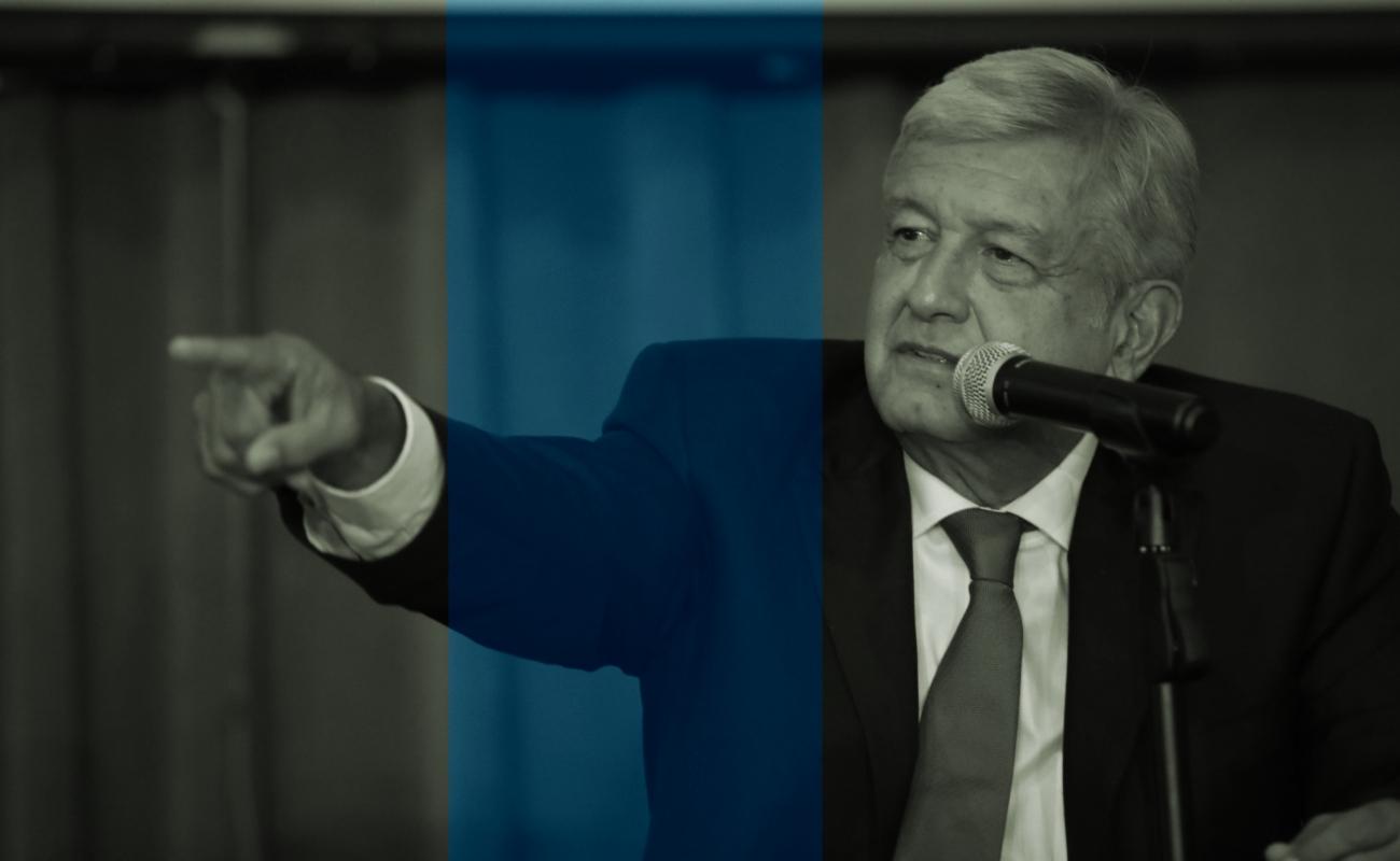 """Hay reunión de AMLO con """"Kiko"""" y gobernadores fronterizos sobre Zona Libre"""