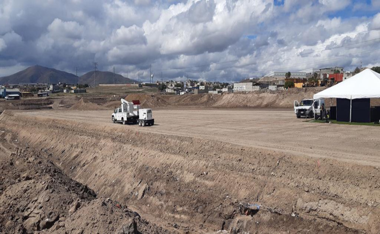Invierten 730 millones de pesos en parque industrial de primera clase