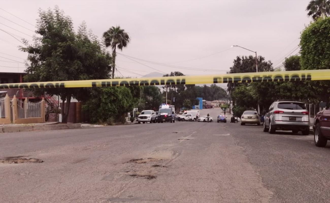 Balean a funcionario de la Fiscalía en Ensenada