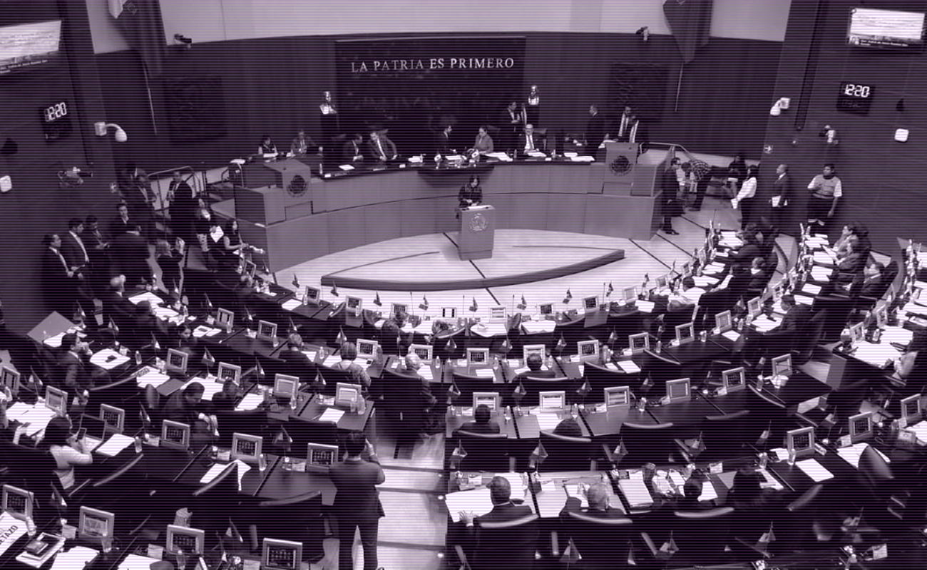 Senado aprueba decreto para para eliminar fuero presidencial