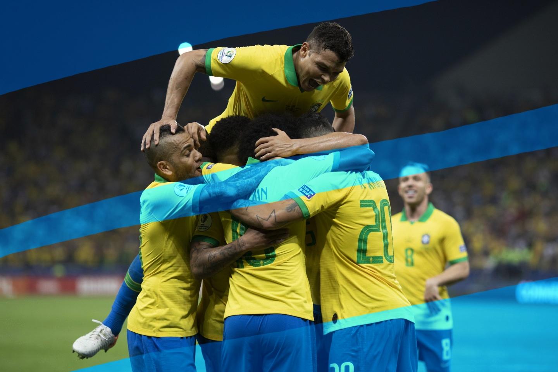 Brasil vence a Perú y es campeón de la Copa América
