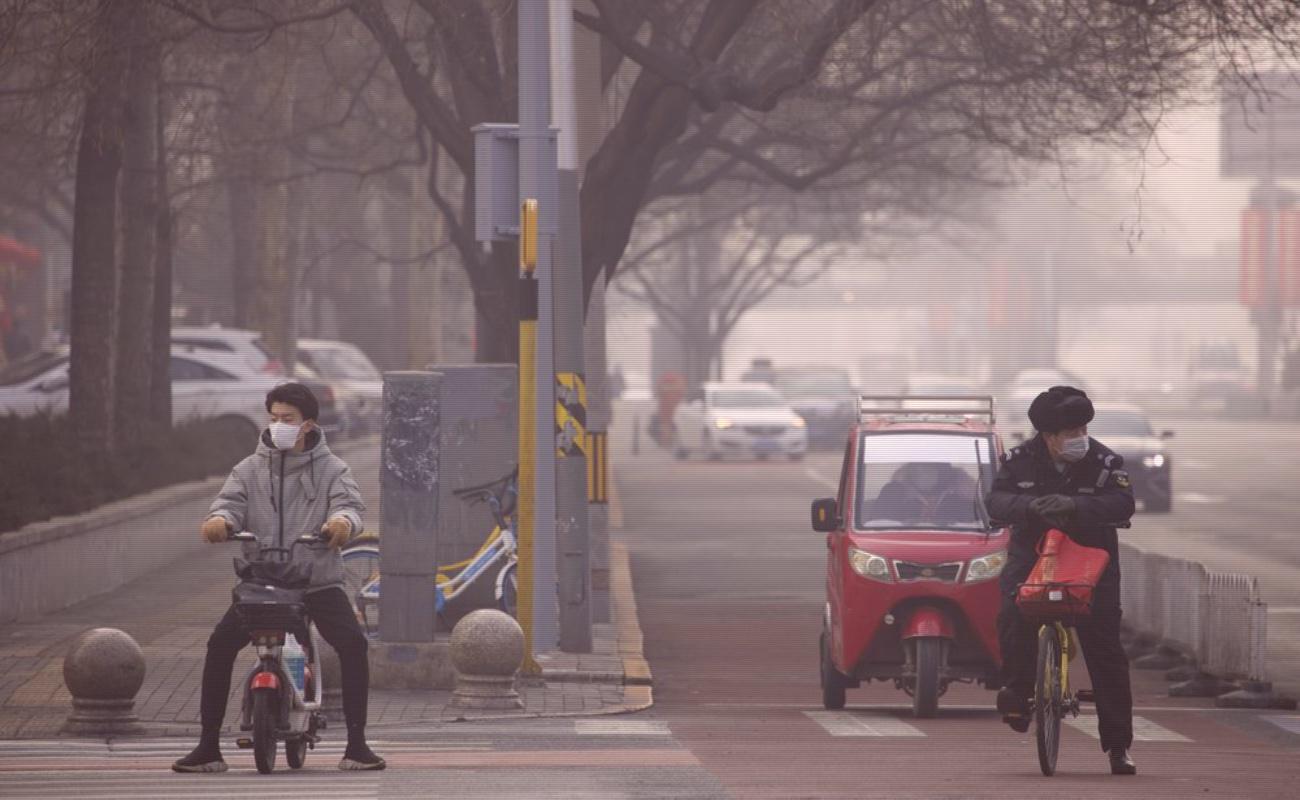Coronavirus la epidemia que ha paralizado a China