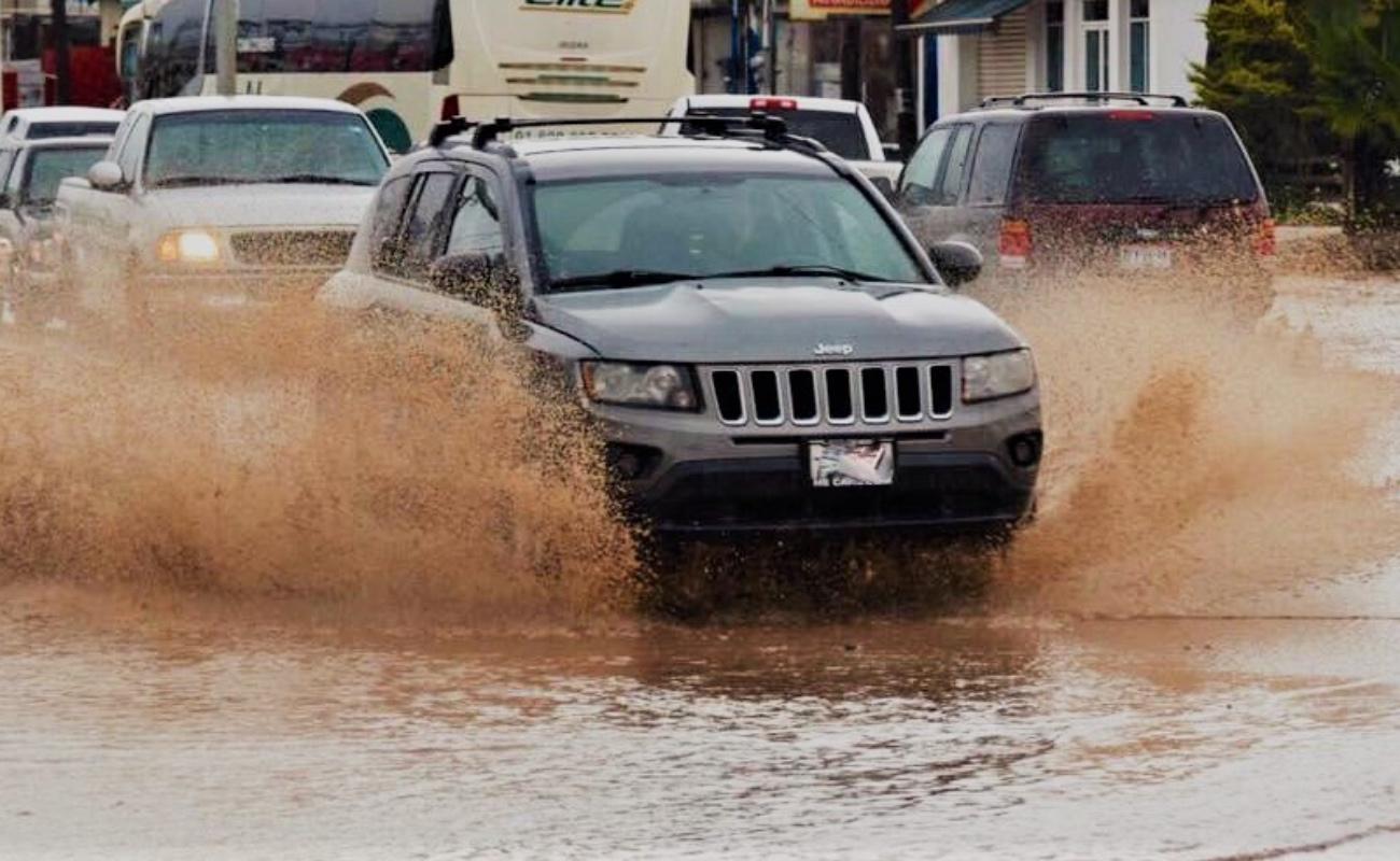 Emiten recomendaciones ante posibilidad de lluvias en la región