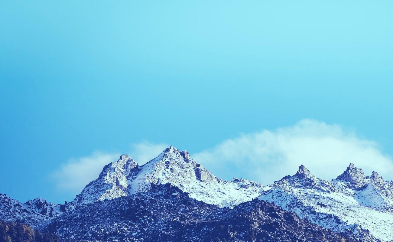 Prevén temperatura de menos 5 a cero grados en sierra de Baja California