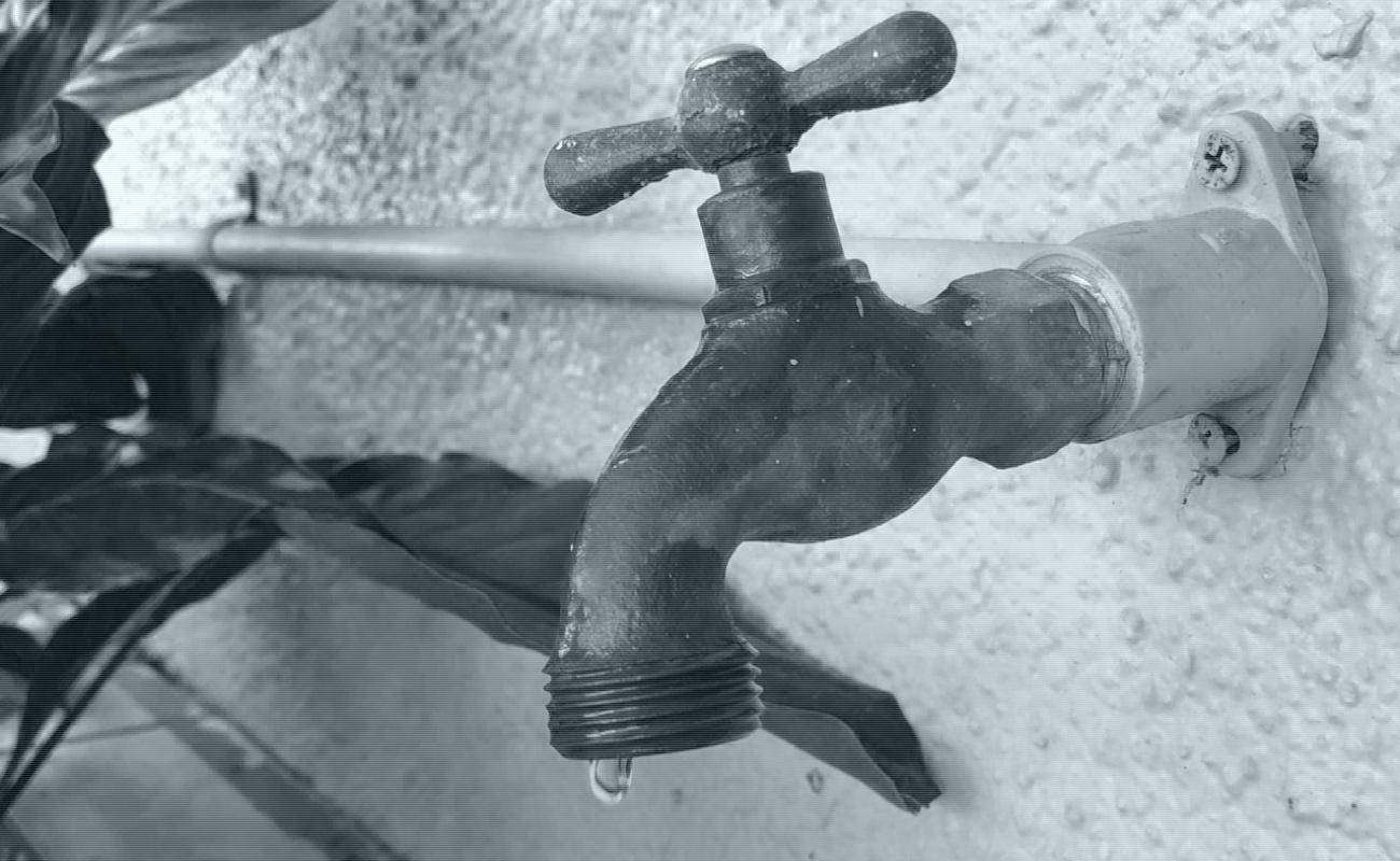 Por el calor, 20 colonias se quedan sin servicio de agua