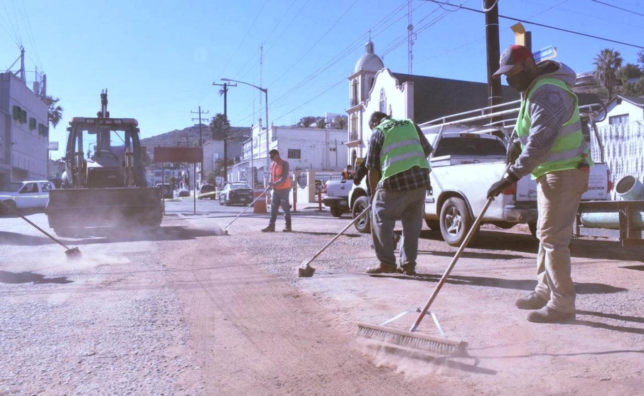 """Llevan programa de """"Ensenada Limpiecita"""" a zona centro"""