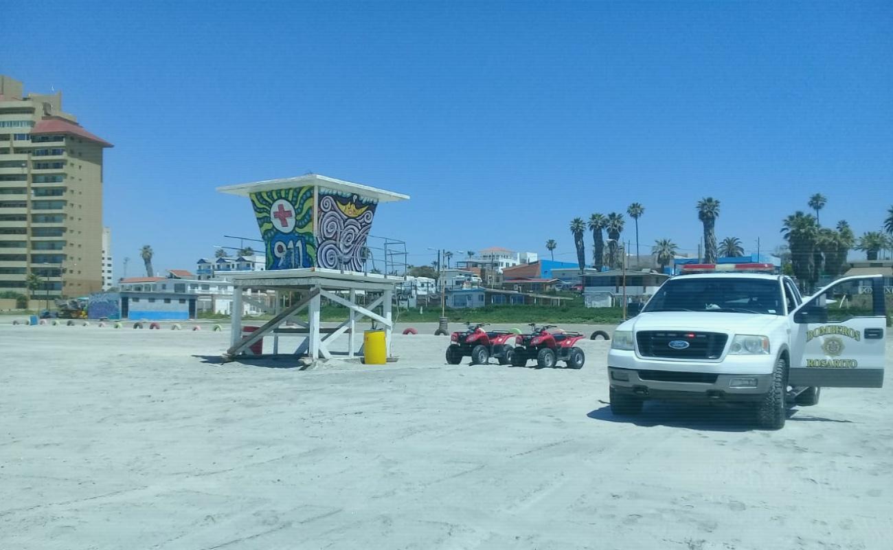 Permanecerán cerradas totalmente las playas en Rosarito