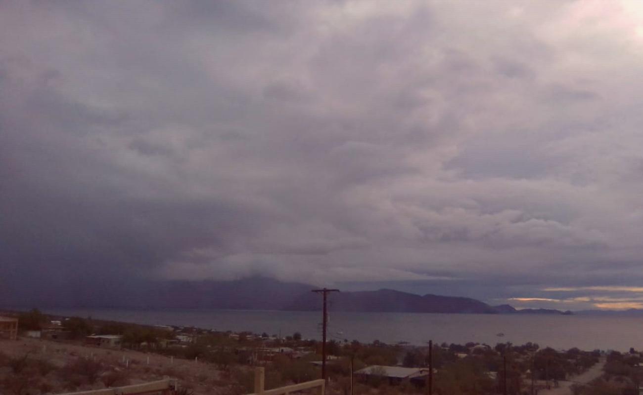 Anticipan lluvias fuertes para el miércoles en BC
