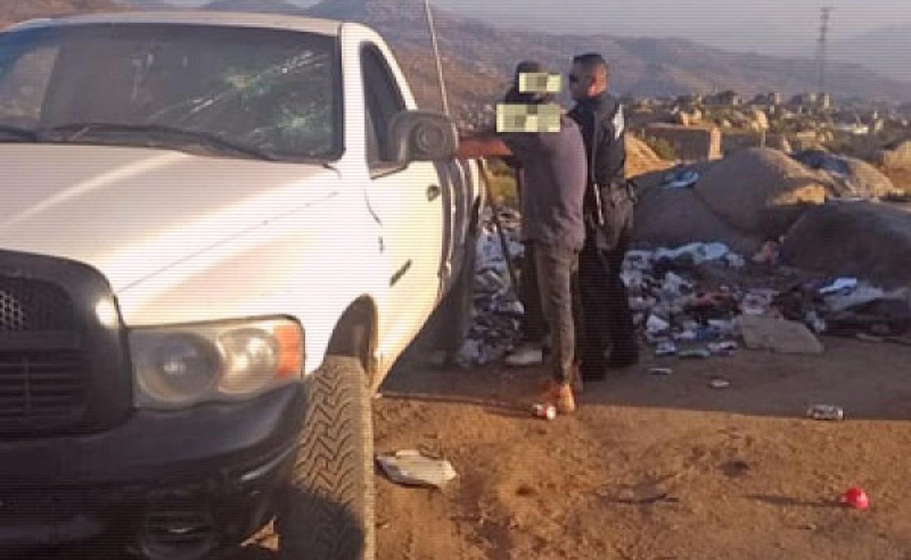 Sancionarán a quienes tiren basura en lugares no autorizados, en Tecate