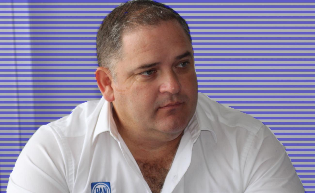 Renuncia Félix Ojeda al PAN; votó el domingo por presidente del CDM