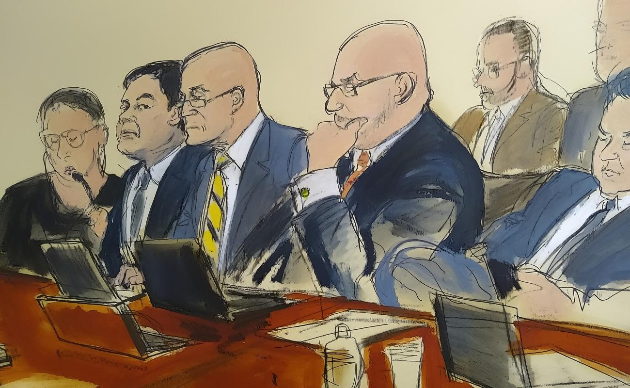 'El Chapo' es declarado culpable en New York