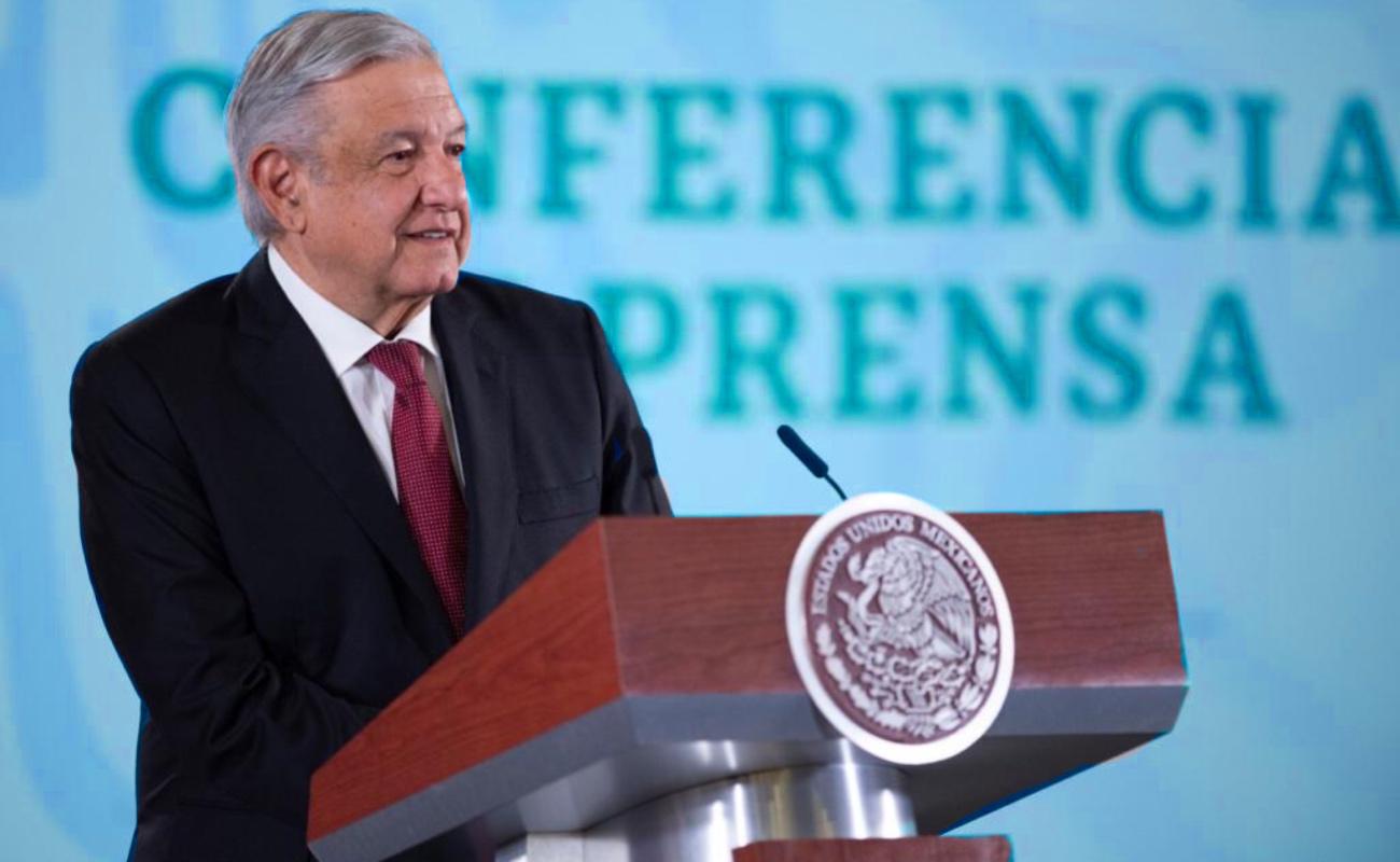 """""""Yo no soy Salinas"""", contesta AMLO al EZLN"""