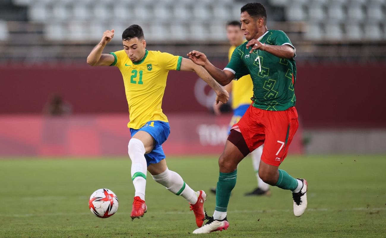 México buscará ante Japón la medalla de bronce en futbol varonil