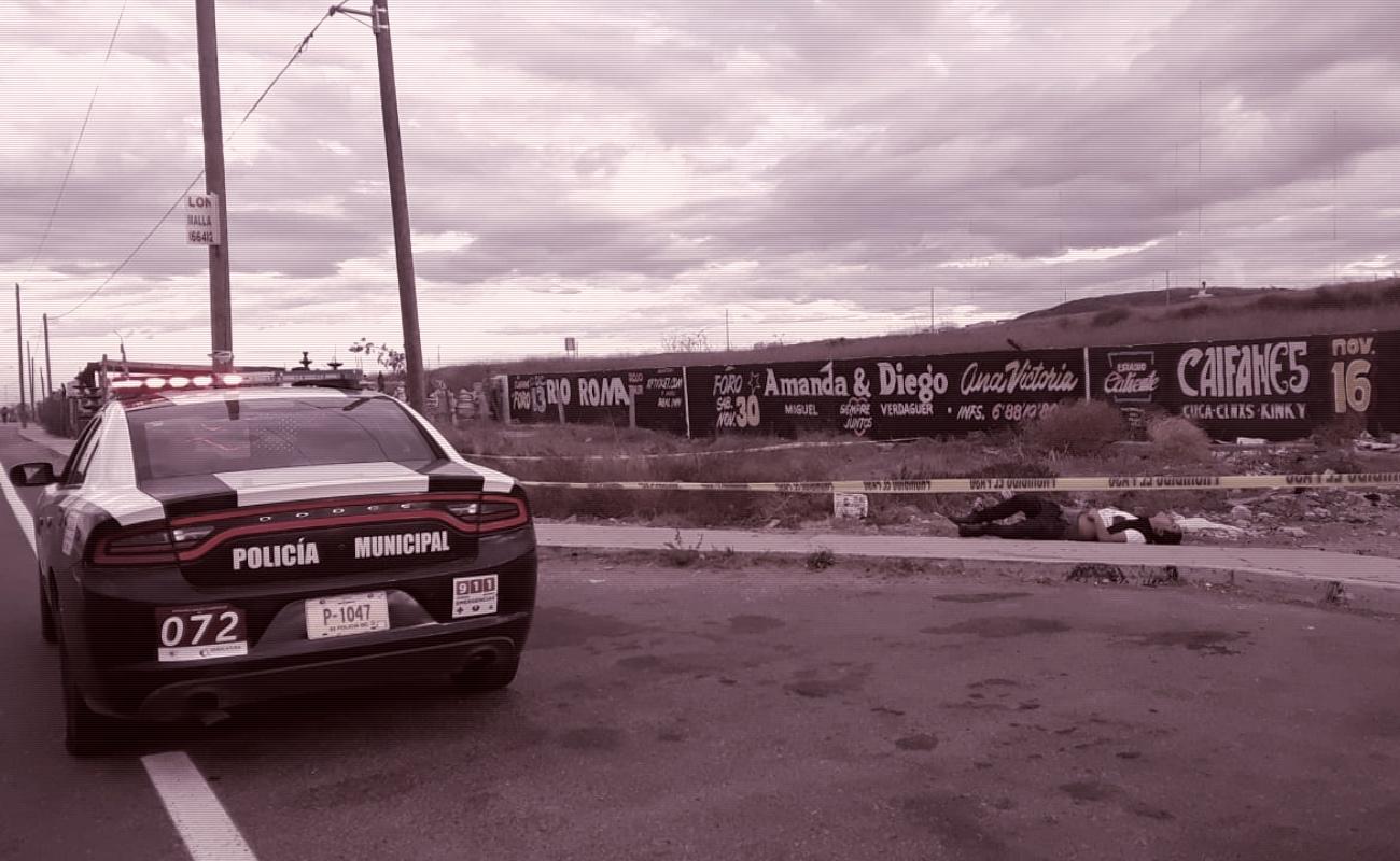 Joven chef, la persona ejecutada el martes en Popotla