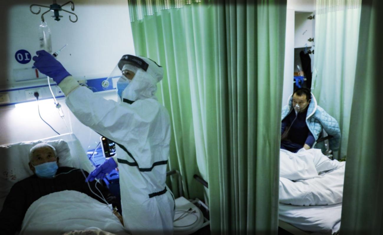 Sube cifra de muertes por nuevo coronavirus a mil 868 en China