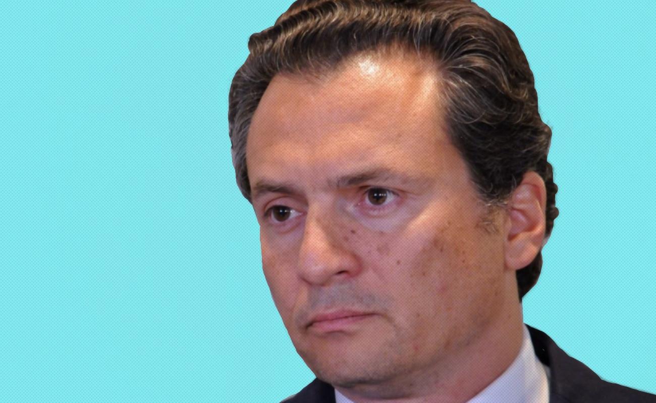Encarará en prisión Emilio Lozoya extradición