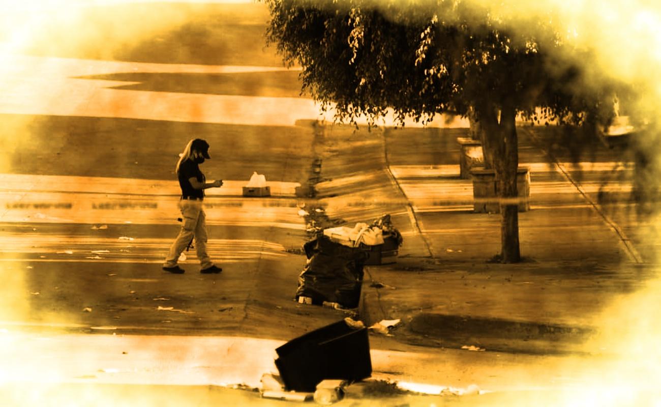 Neumonía, la causa de muerte de niña abandonada en una hielera en El Pípila