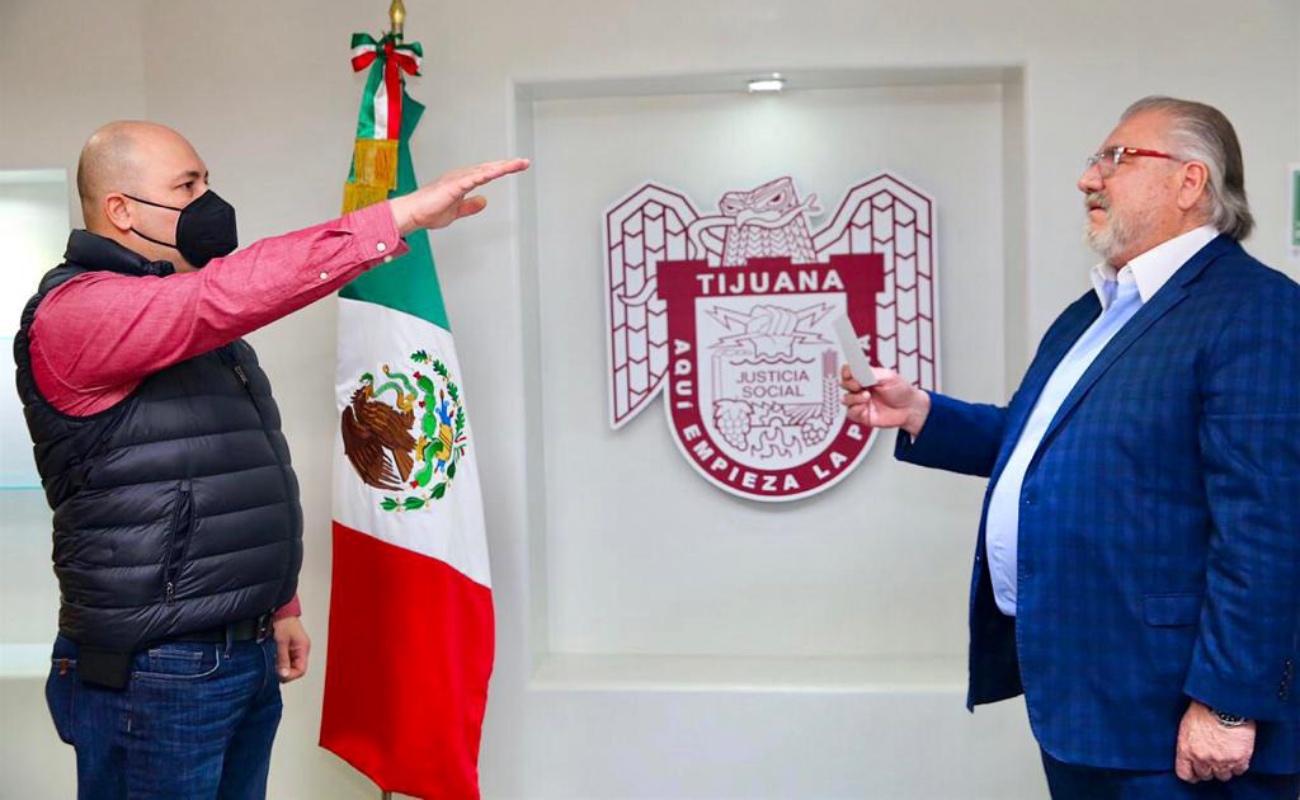 Nombran nuevo titular de Inspección y Verificación en Tijuana