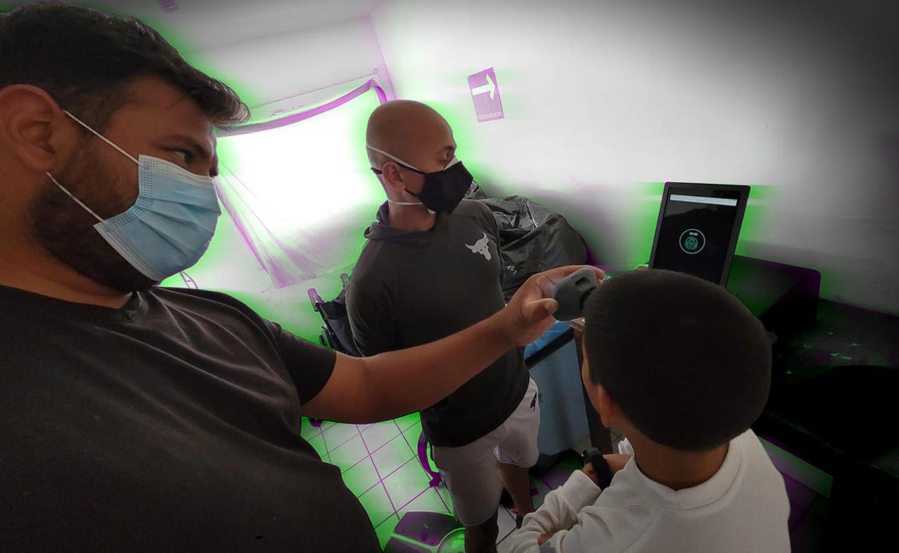 Llevan programa de Telemedicina a casas hogar de Tijuana