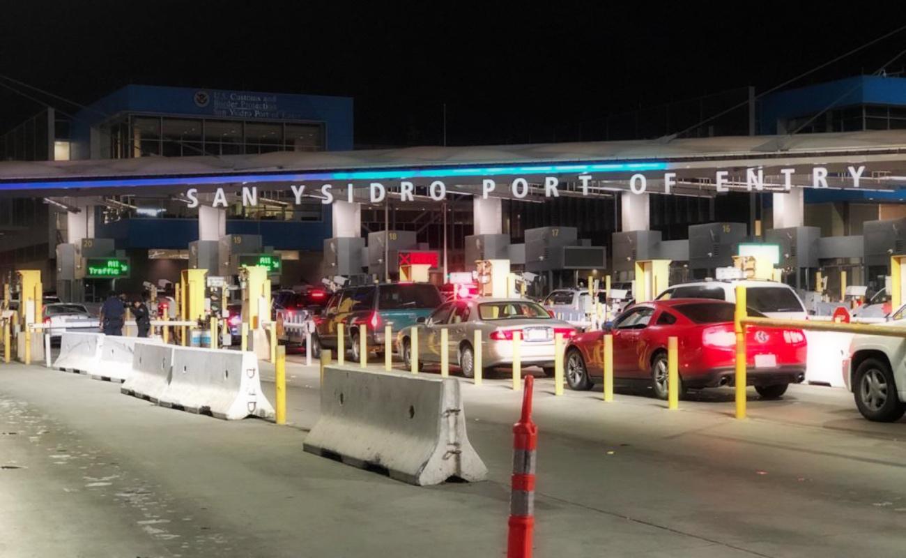 Extienden México y EU cierre de la frontera a viajes no esenciales hasta el 21 de marzo