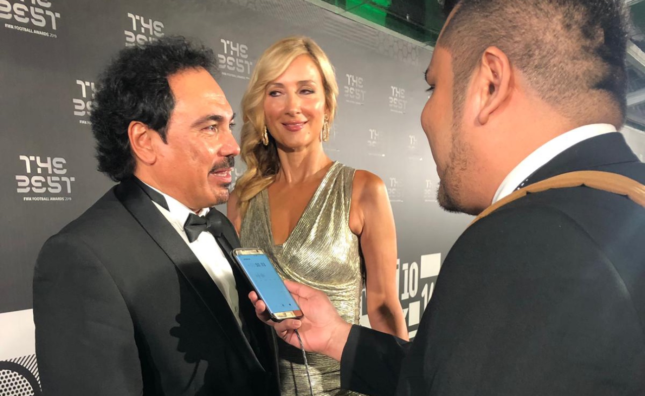 Hugo Sánchez y Maradona fueron discriminados por FIFA en el pasado