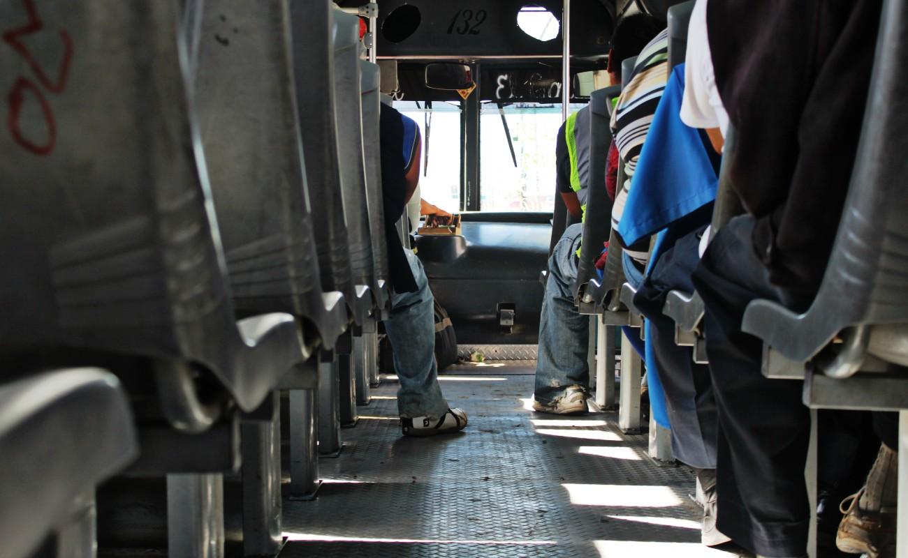 Baja tarifa de transporte en seis rutas de la Zona Este