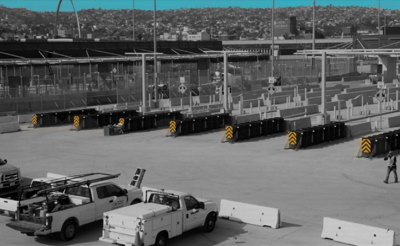 Abre CBP cuatro nuevos carriles y garitas de inspección por El Chaparral