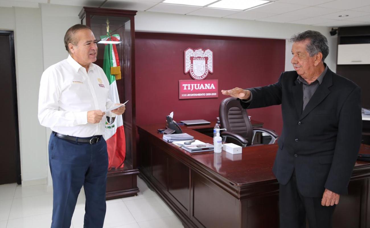 Designan a Pérez Canchola director de Atención al Migrante en Tijuana