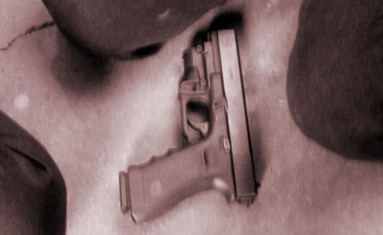 Del abuelo, las armas usadas por el menor en tiroteo de Torreón