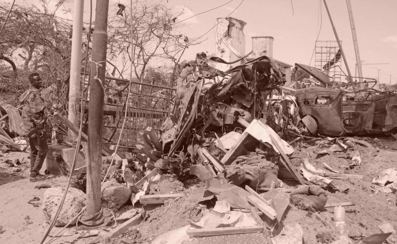Atentado terrorista en Somalia deja al menos 100 muertos