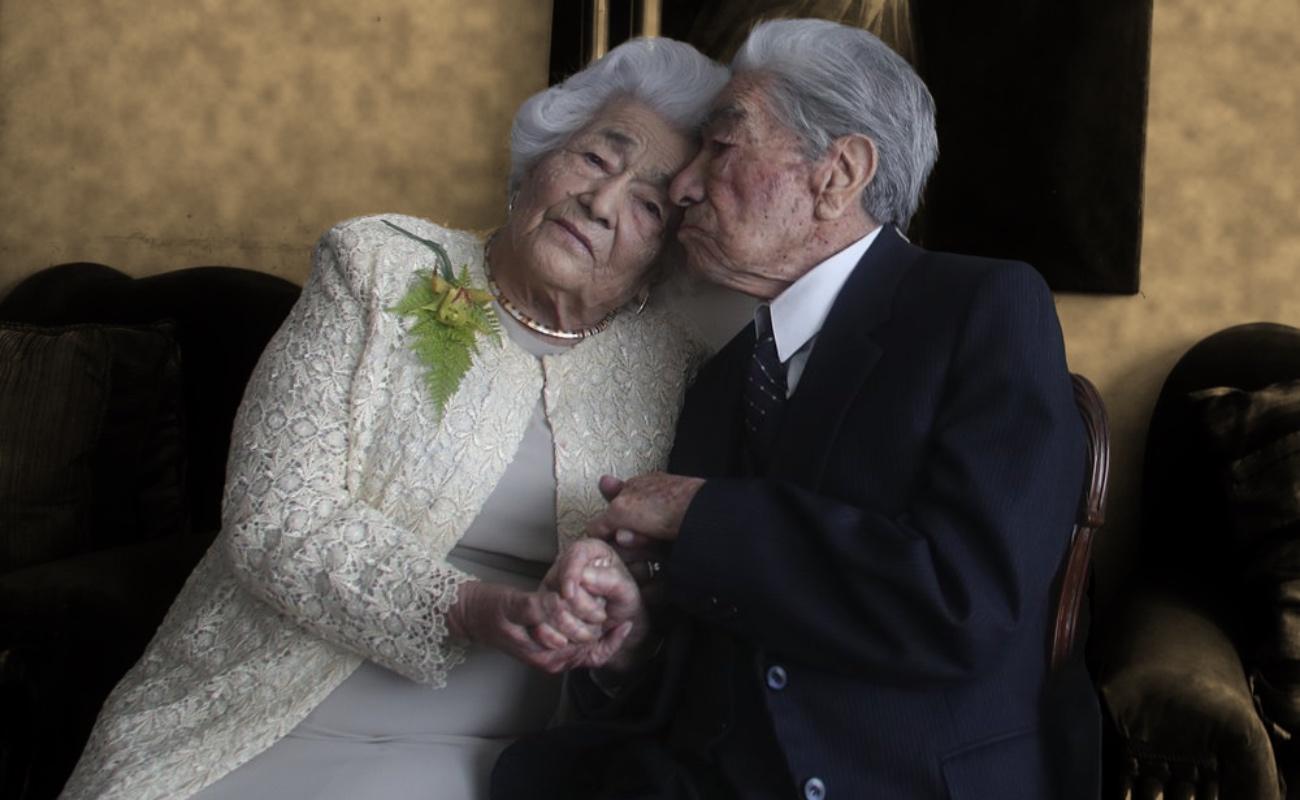 Pareja ecuatoriana tiene récord Guinness de ser los casados más longevos