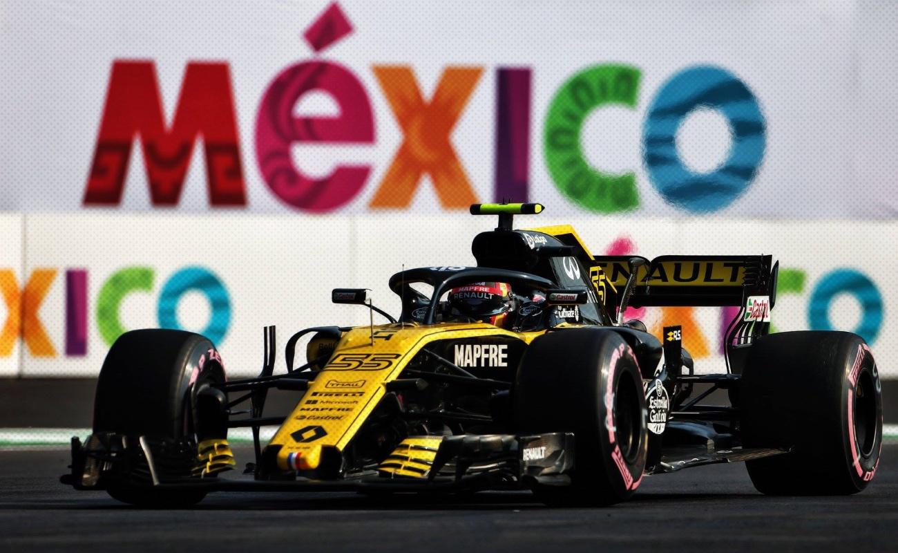 Fórmula 1 se queda en la CDMX: Claudia Sheinbaum