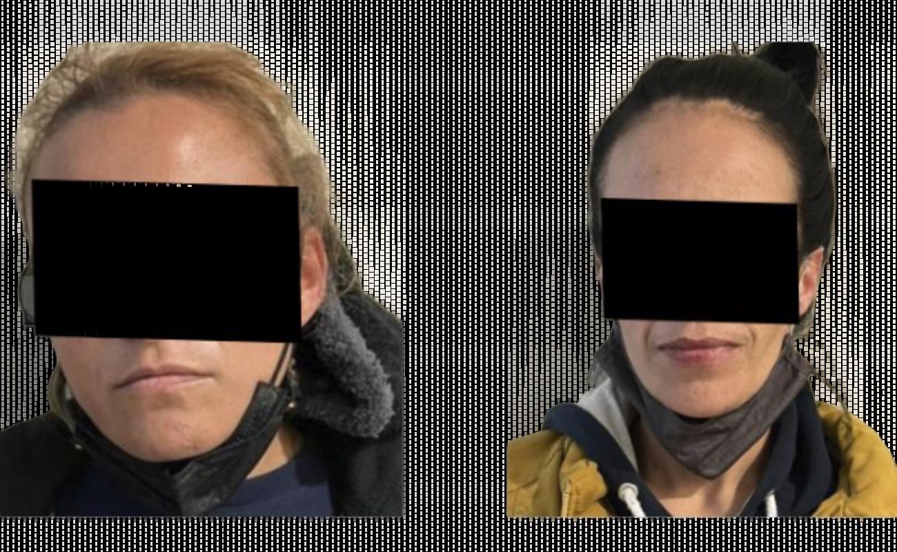 Detienen a dos mujeres asaltantes; operaban en Tercera Etapa de Zona Río