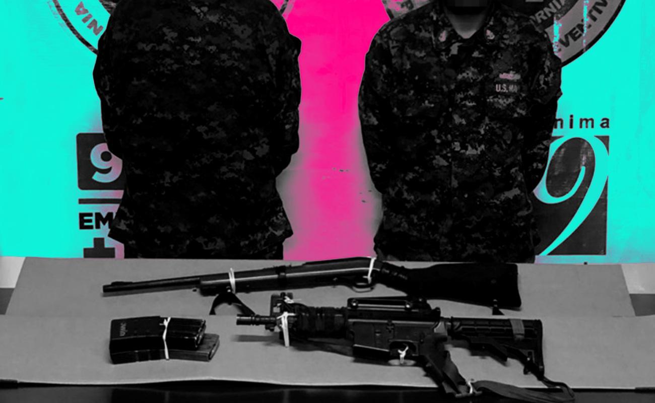 Adolescente armado cuidaba plantío de amapola en la Zona Este