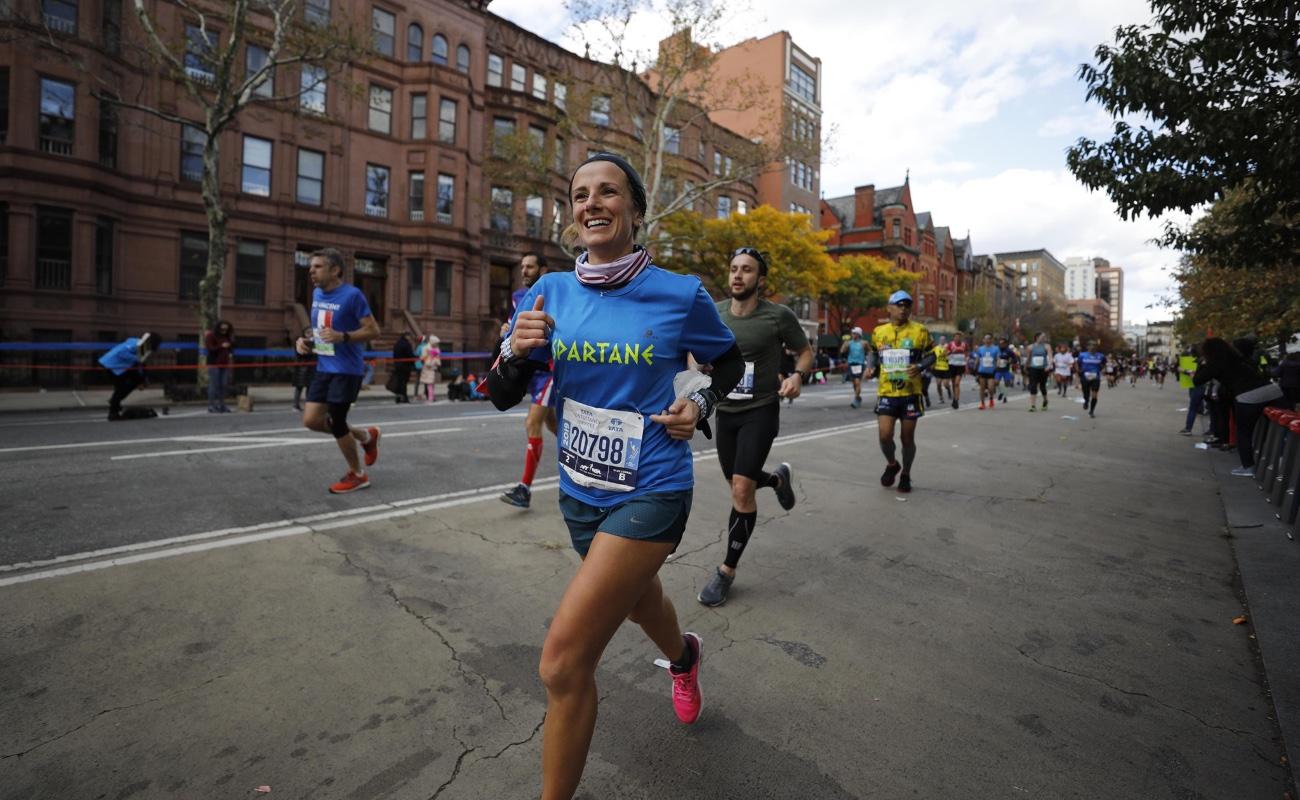 Cancelan Maratón de Nueva York es por coronavirus