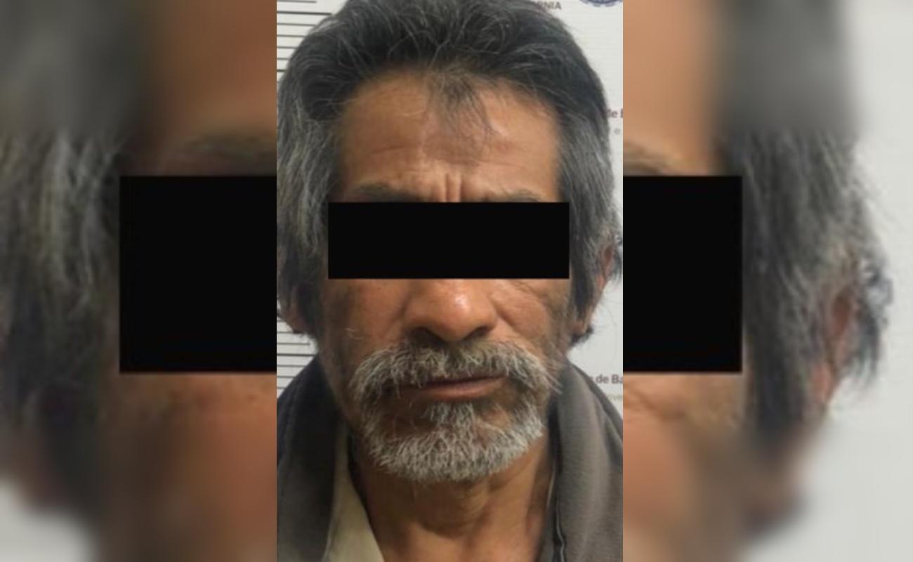 Capturan a presunto violador en San Quintín