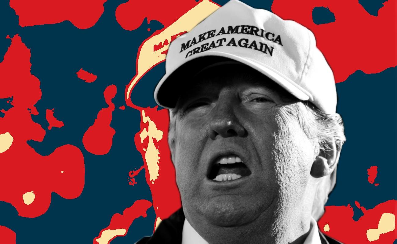Trump se retracta; dice que no prometió que México pagaría su muro con un cheque