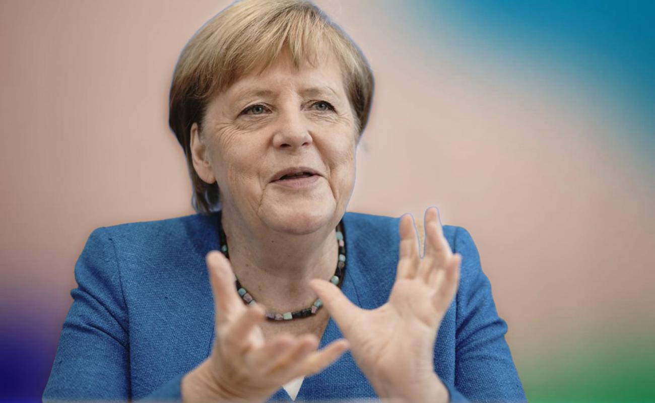 Angela Merkel urge reformar la ONU