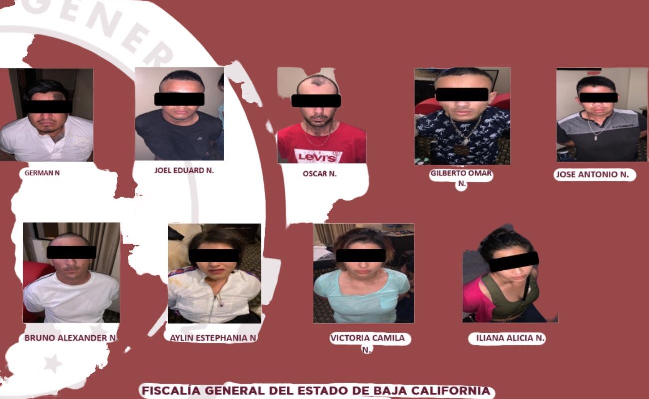 Capturan a banda de secuestradores, involucrada en al menos 20 homicidios