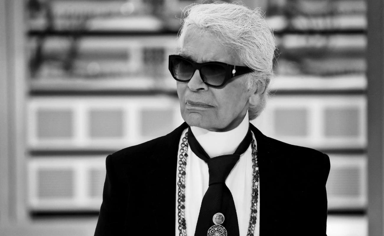 """Fallece el diseñador alemán Karl Lagerfeld, el  """"Kaiser de la Moda"""","""