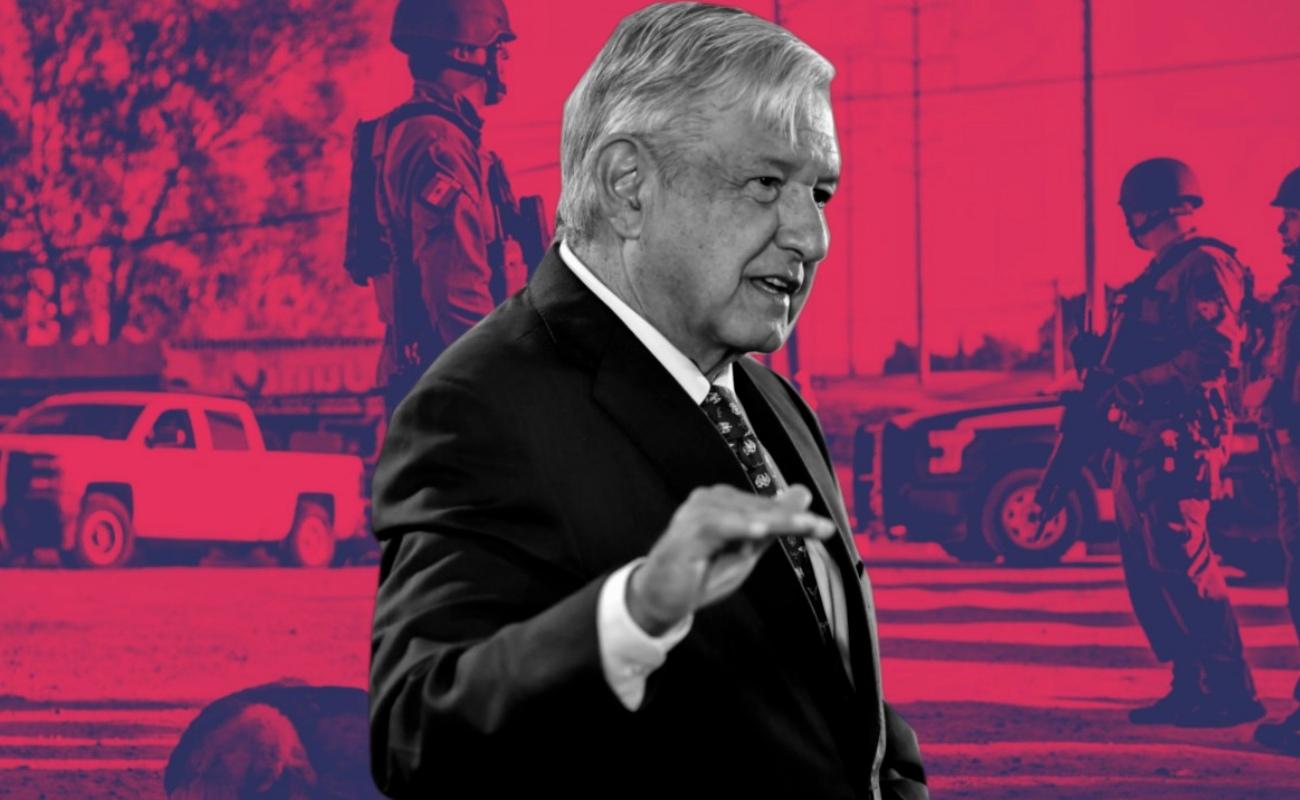 AMLO culpa a política neoliberal de violencia en Tijuana; acepta que no han bajado los homicidios