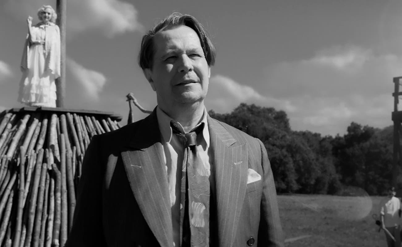 """""""Mank"""" de David Fincher lidera las nominaciones a los Premios Oscar 2021"""